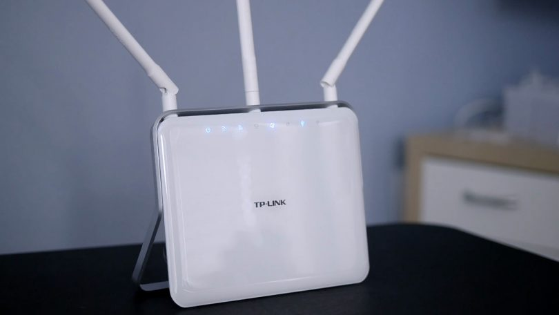 TP-Link AC1900 Smart Wireless Router