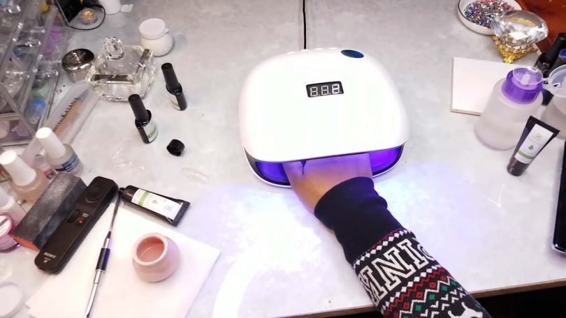 SUNUV 48W UV LED Light Lamp Nail Dryer