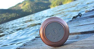 Waterproof Bluetooth Shower Speaker Splash Tunes