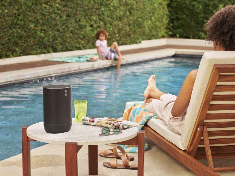 Sonos Move – Battery-powered Smart Speaker
