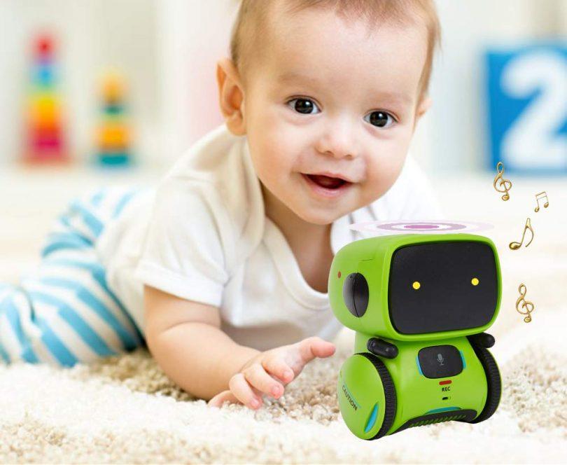 YINGTESI STEM Smart Robot Toys