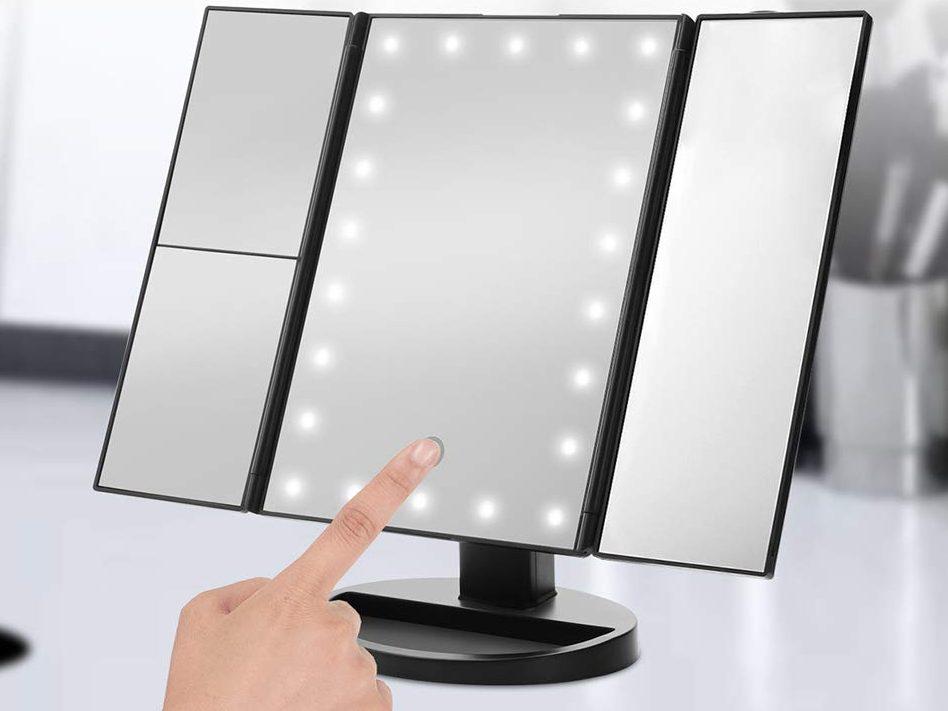 RosinKing LED Make Up Mirror