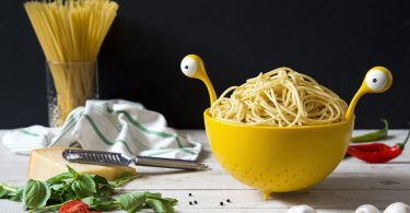 Spaghetti Monster Colander Strainer by OTOTO