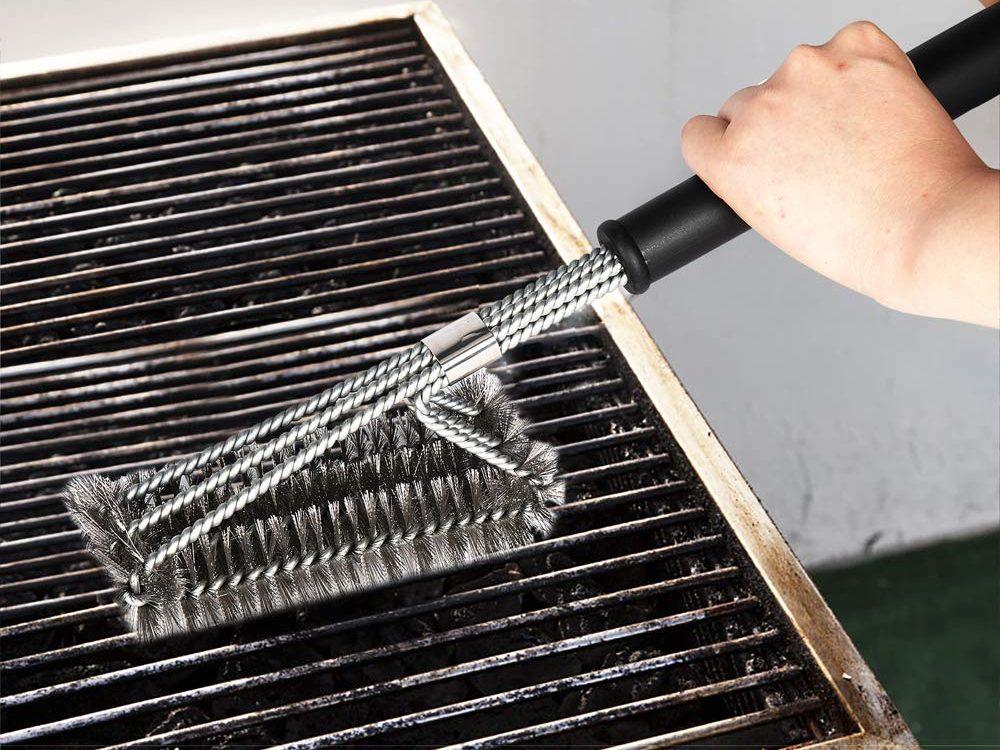 Ayvicco Perfect BBQ Grill Brush