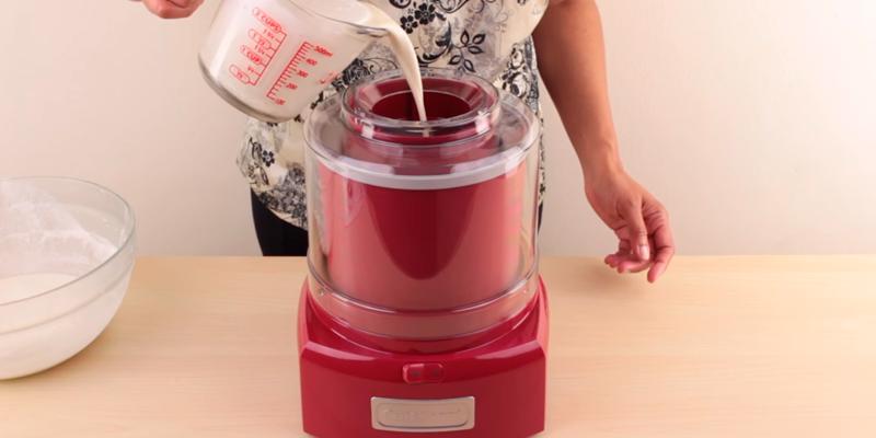 Cuisinart ICE-21R Frozen Yogurt