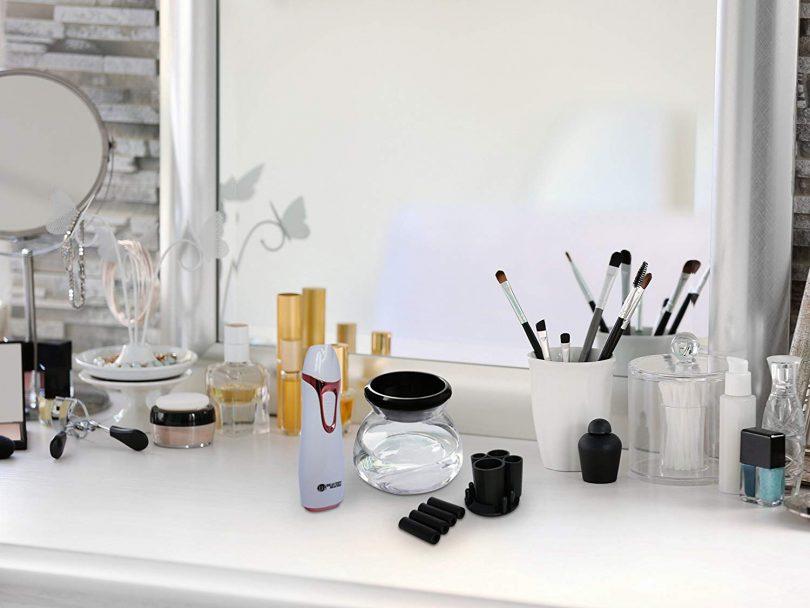 Beautify Beauties Electronic Makeup Brush Cleaner
