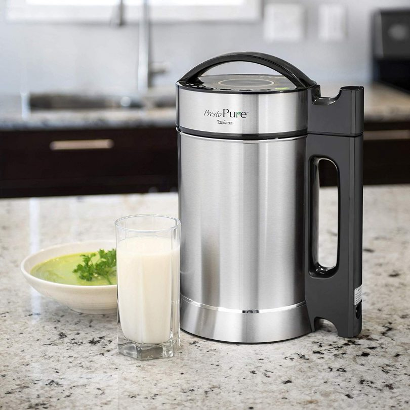 Idavee Brand – Presto Pure IAE15-1.9 Liter Automatic Hot Soy Milk