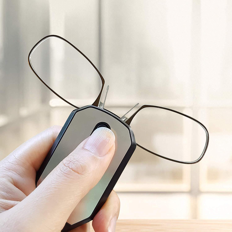 ThinOptics Reading Glasses + Keychain Case