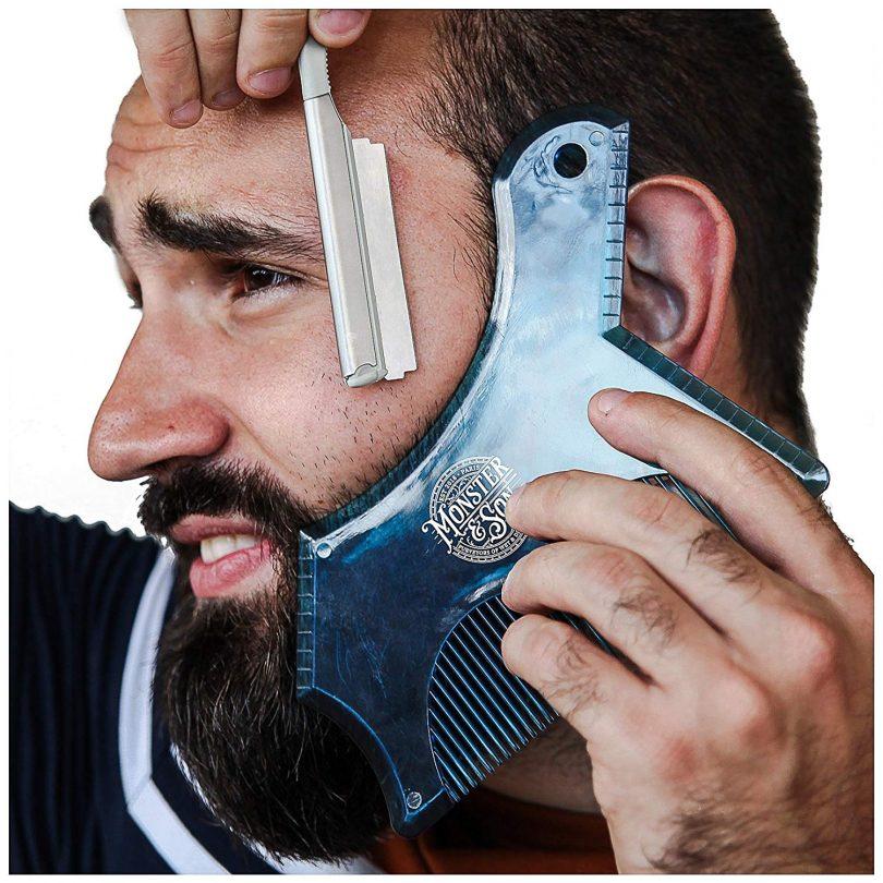 Monster&Son Beard Shaping Tool