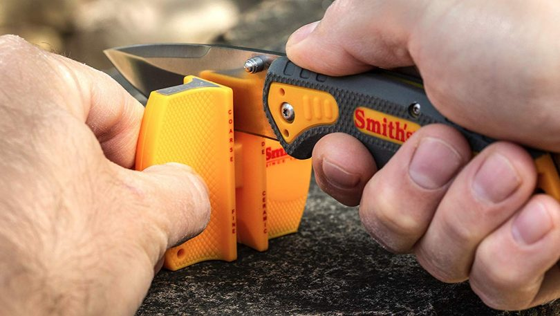 Smith's CCKS 2-Step Knife Sharpener