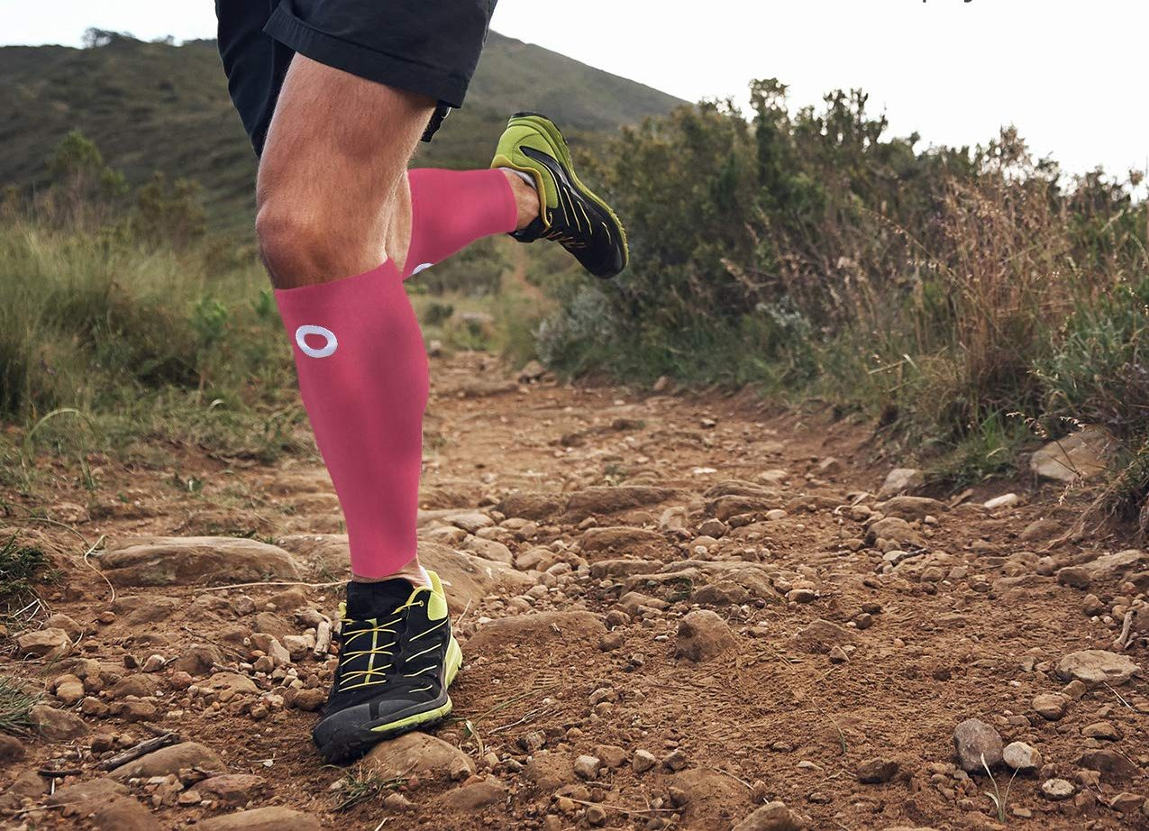 Crucial Compression Calf Sleeves for Men & Women
