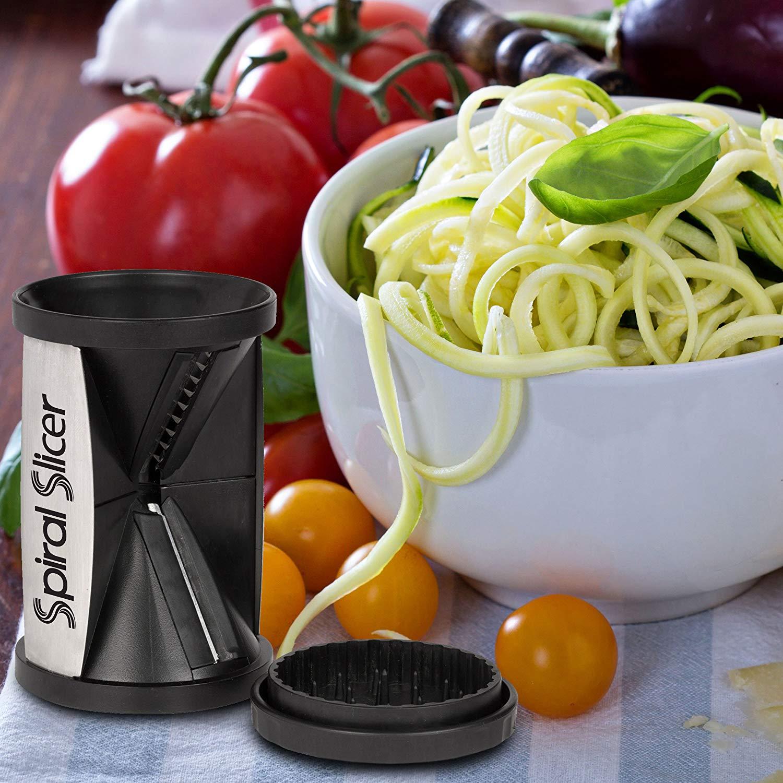 Kitchen Saviors Spiralizer Vegetable Slicer