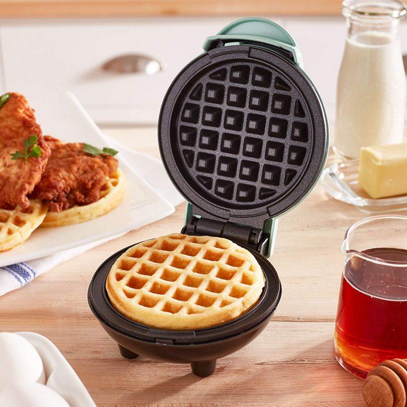 Dash Mini Maker: The Mini Waffle Maker Machine for Individual Waffles