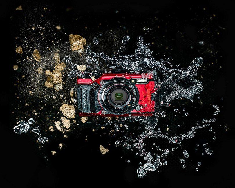 Olympus Tough TG-6 Waterproof Camera