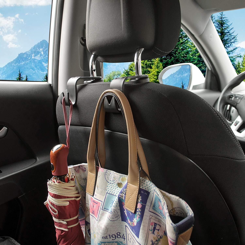 Starling's Headrest Hooks for Car