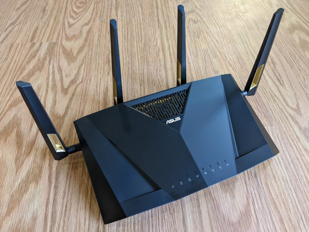 Asus RT-AX88U AX6000 Dual-Band Wifi Router