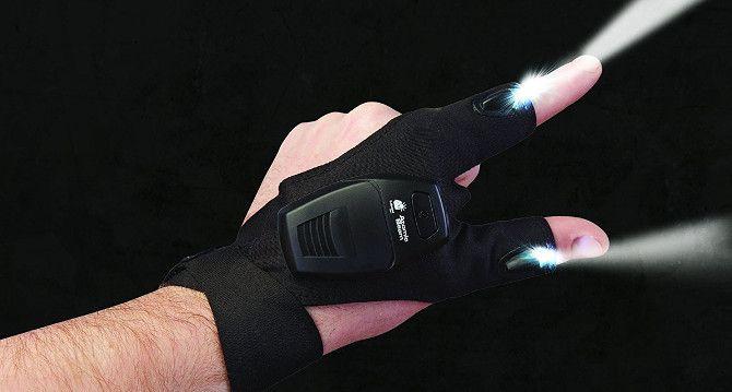 ThxToms LED Flashlights Gloves