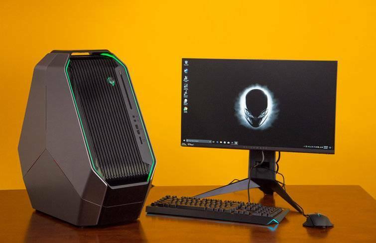 Alienware Area-51 a51R2-8235SLV Tower Desktop