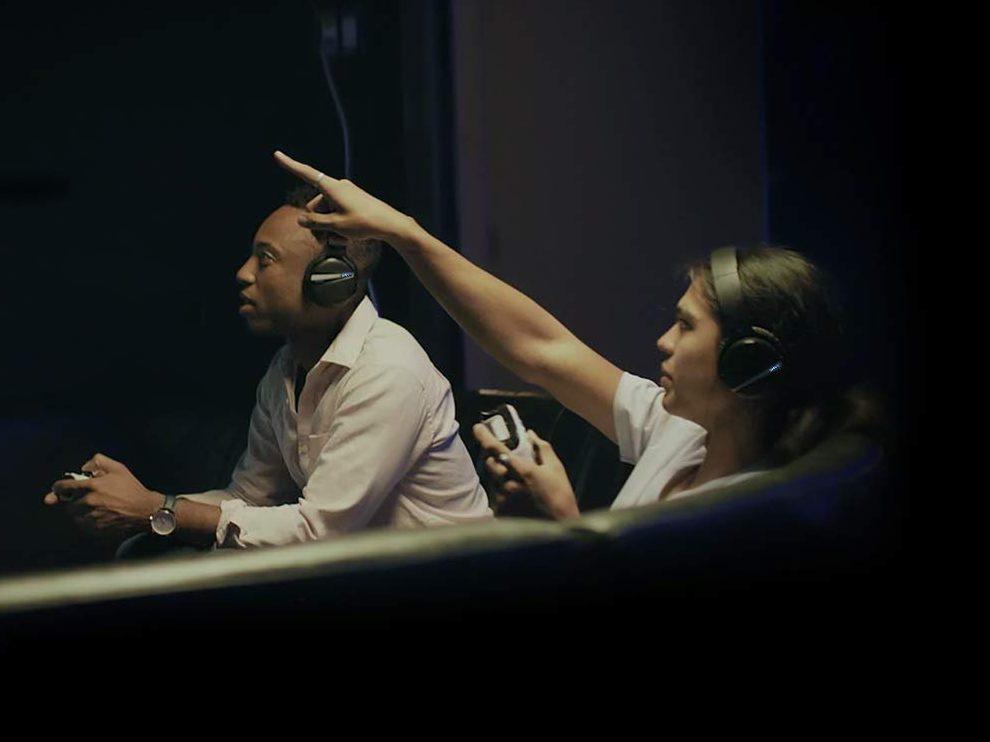 SHIVR Noise Cancelling Headphones
