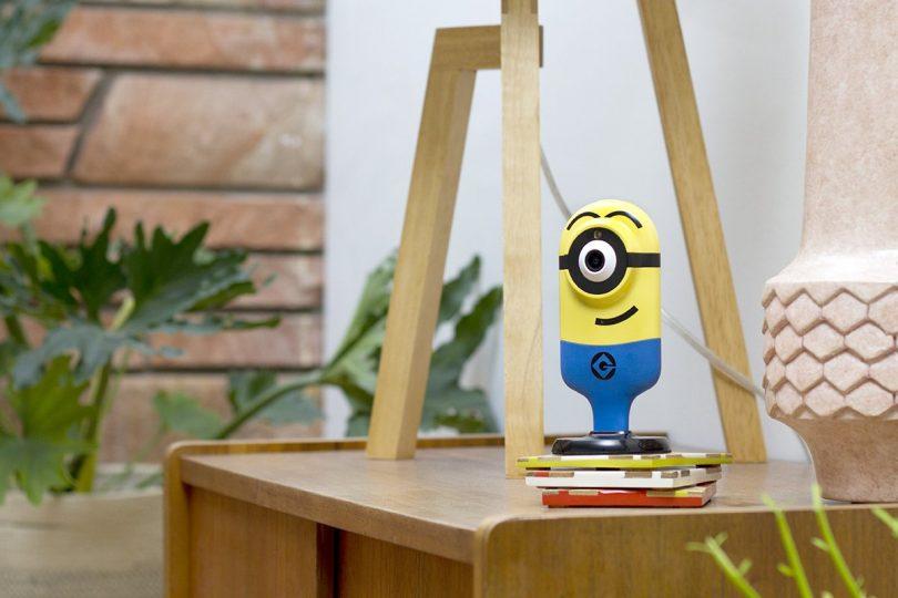 Despicable Me Indoor HD WiFi Stuart Flexi Cam
