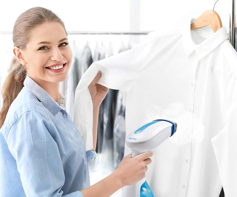 Secura Garment Steamer for Clothes