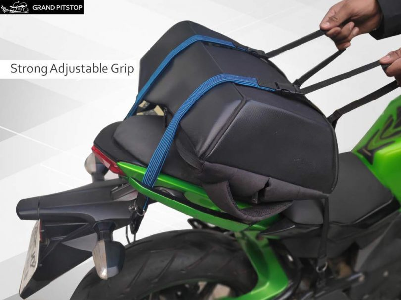 Grand Pitstop Motorcycle Luggage Straps