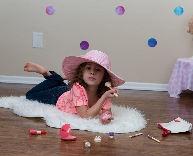 Litti Pritti Pretend Makeup for Girls Set