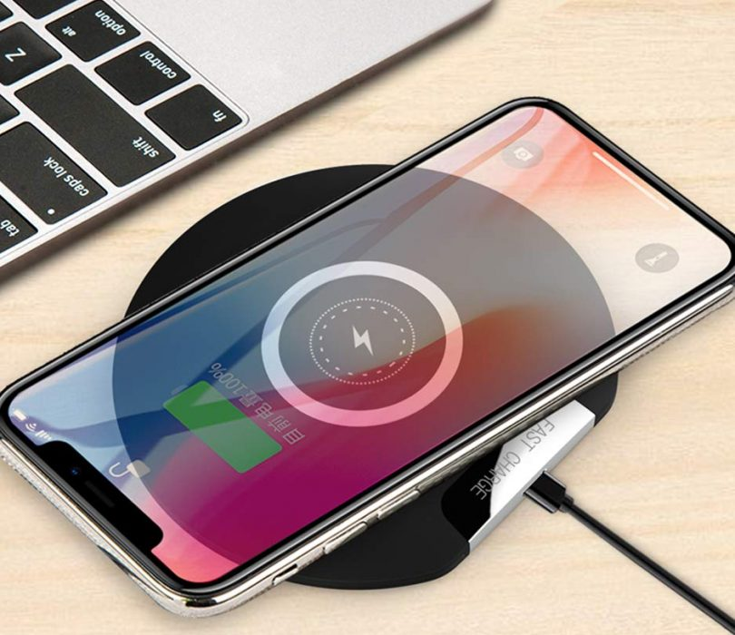Qi Fast Wireless Charging Pad