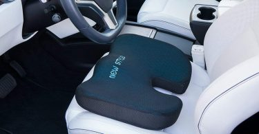 Coccyx Gel Seat Cushion