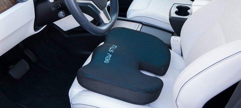 Coccyx Gel Seat Cushion