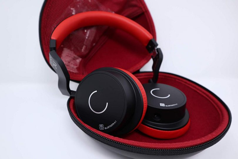 Cleer Dual-Driver Bluetooth Wireless Over-Ear Headphone