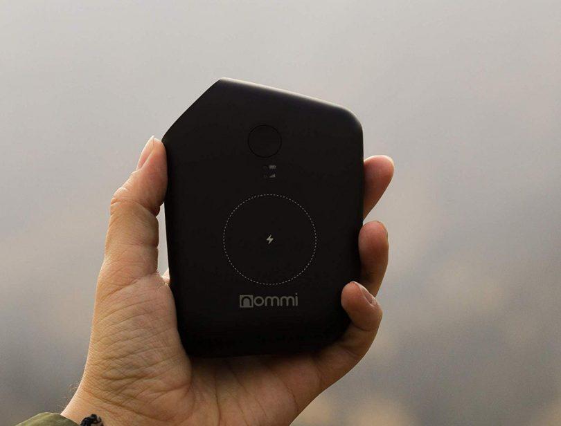Nommi Power: Secured 4G LTE Unlocked Hotspot