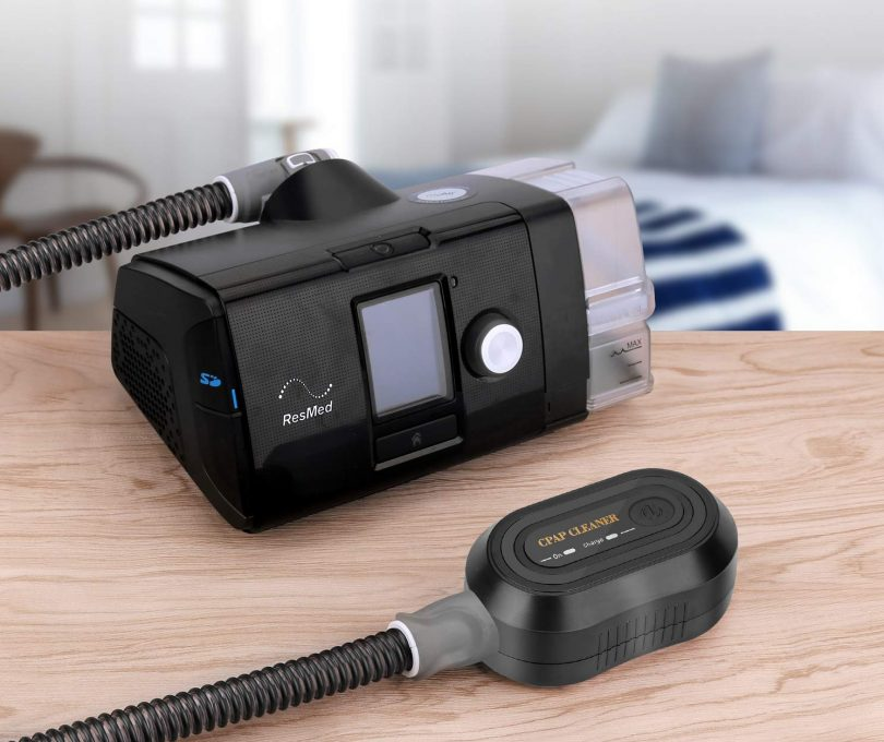 Moocoo 2019 Upgraded CPAP Cleaner