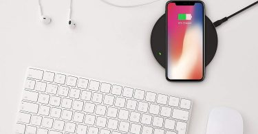 AIKO 10W Fast Wireless Charger Pad