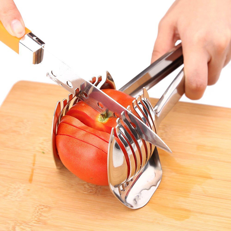 Best Utensils Tomato Slicer Lemon Cutter