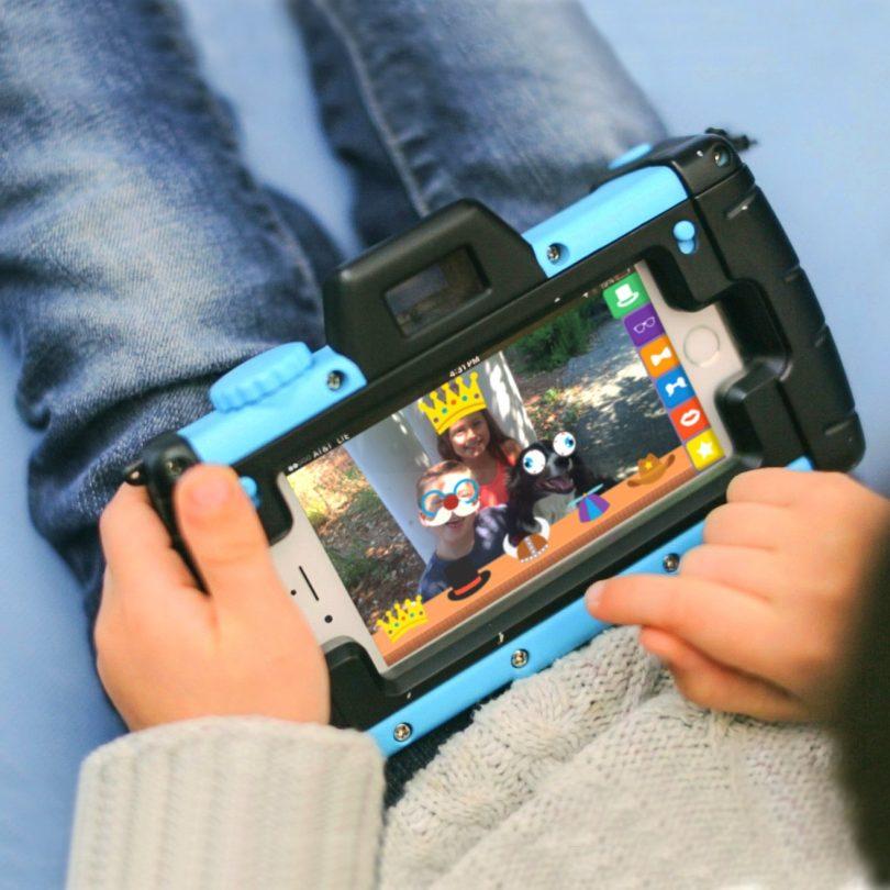 Pixlplay – Turn Your Smartphone into a Fun Kids Camera