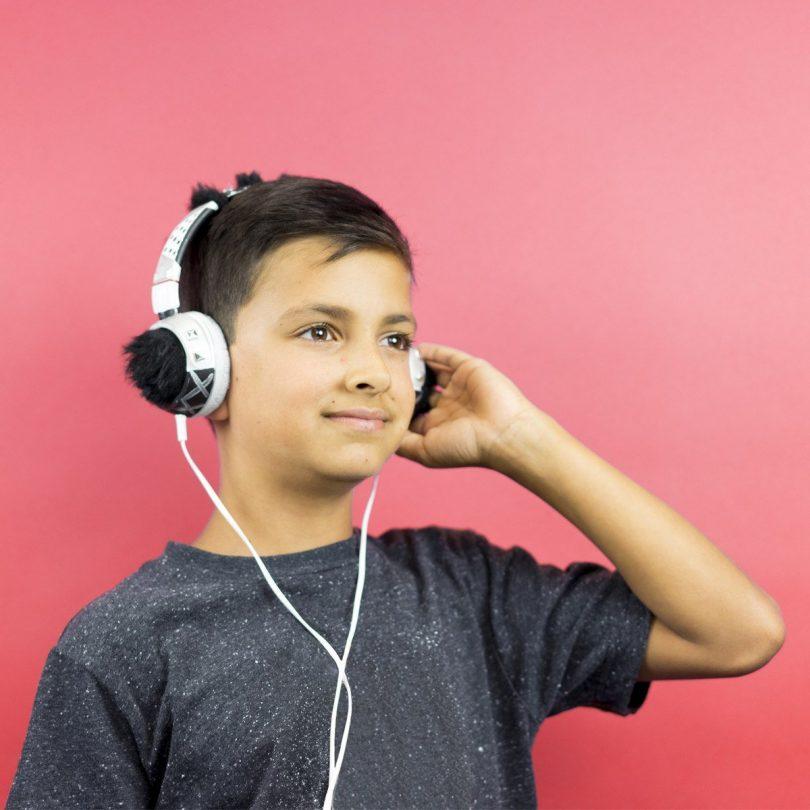 Seedling Design Your Own Headphones: Punk Rock Style Activity Kit