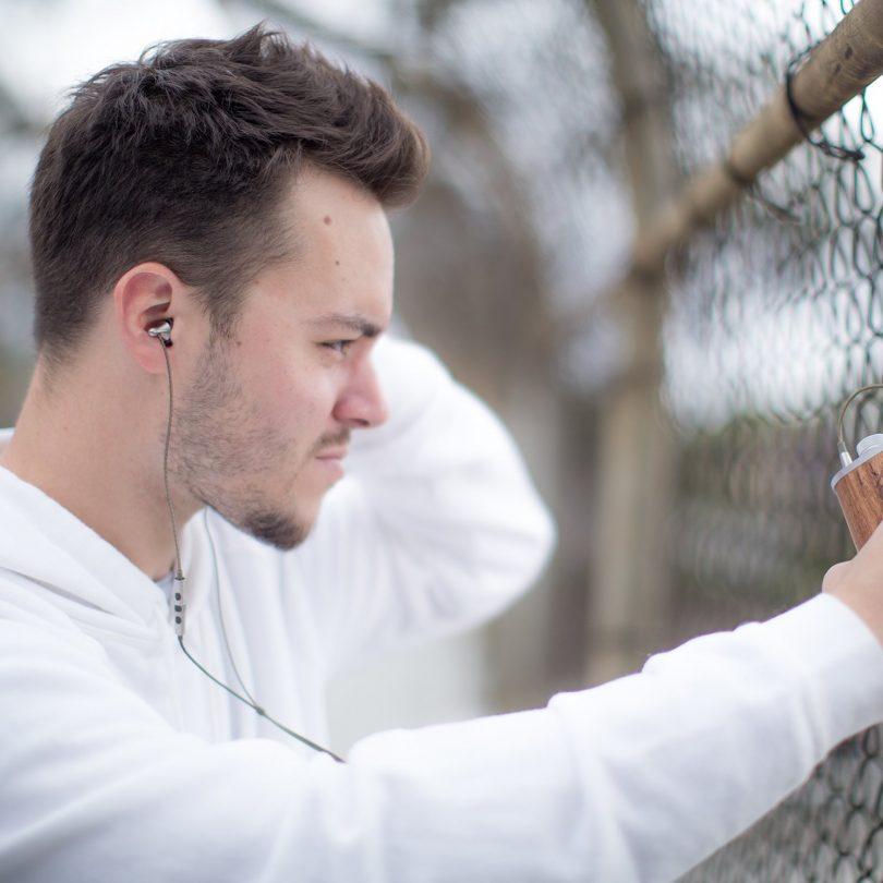 Echobox Finder X1 High Fidelity Titanium In-Ear Headphones