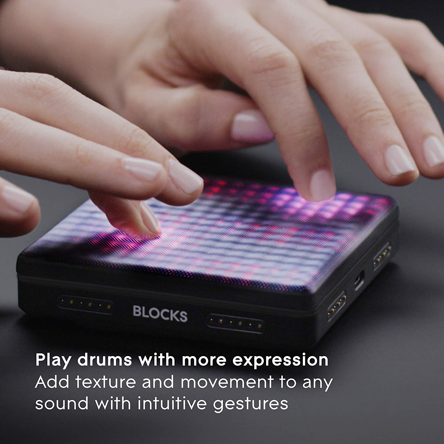 ROLI Lightpad Block M Wireless Controller