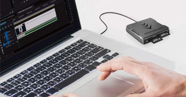 SD UHS-II Dual-Slot Memory Card Reader by ProGrade Digital