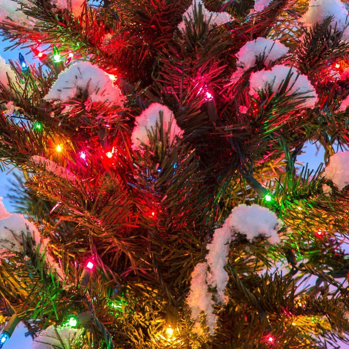 Bright July Diy Outdoor String Lights: Bright Tunes Indoor/Outdoor 5 Color Multi Colored