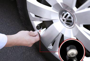 nonda ZUS AccurateTemp Smart Tire Safety Monitor