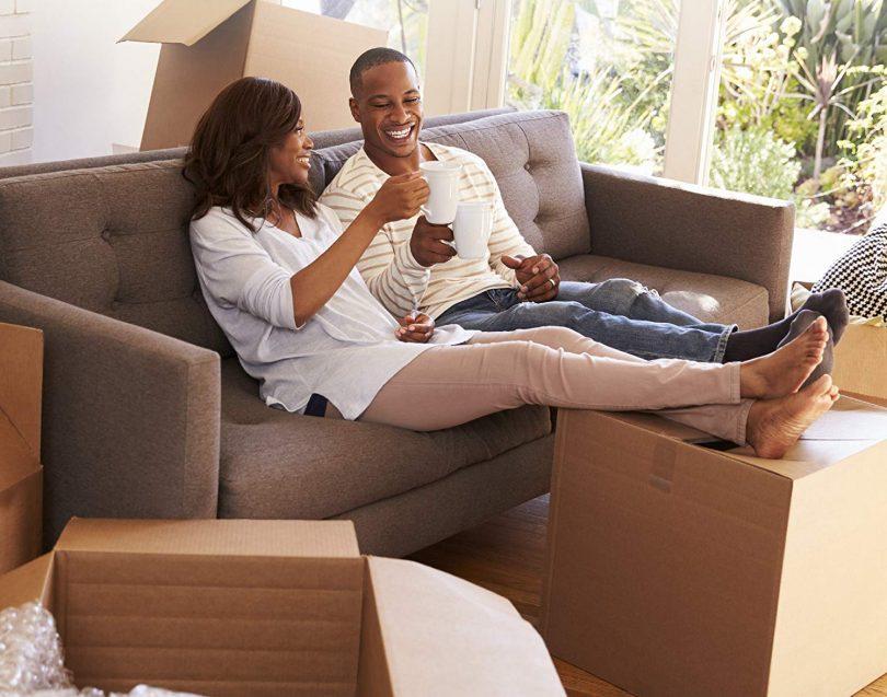 SuperSliders 4703395N Reusable Felt Furniture Movers for Hardwood Floors