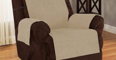 Link Shades Anti-Slip Recliner Armchair Protector