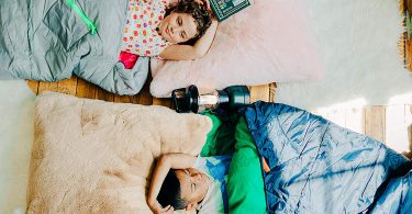 mimish Sleep-N-Pack – Kids Sleeping Bag and Backpack Combo