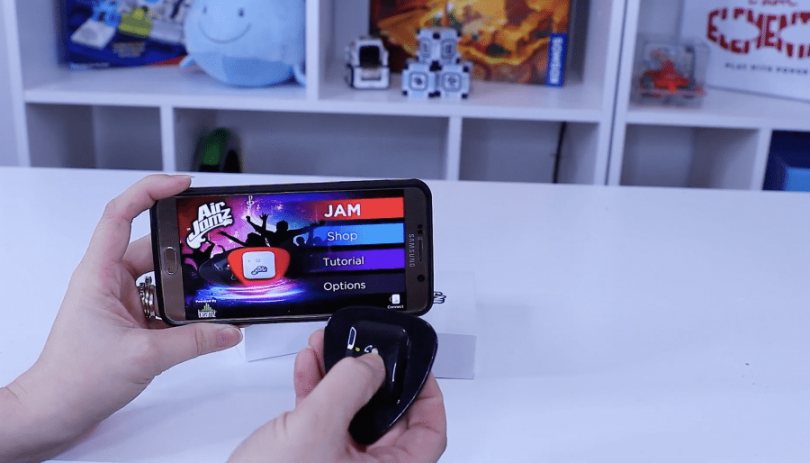 AirJamz App-Enabled Bluetooth Music Toy