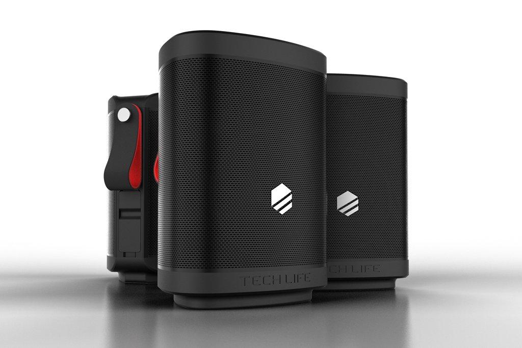 Tech-Life Boss Portable Bluetooth Speaker