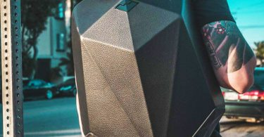 Clearon Electric Bluetooth Backpack Speaker