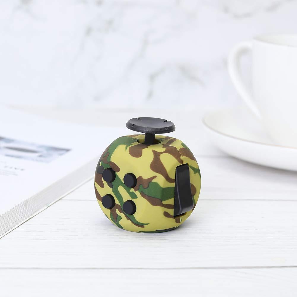 FIDGET DICE 6 Sides Fidget Toys Cube