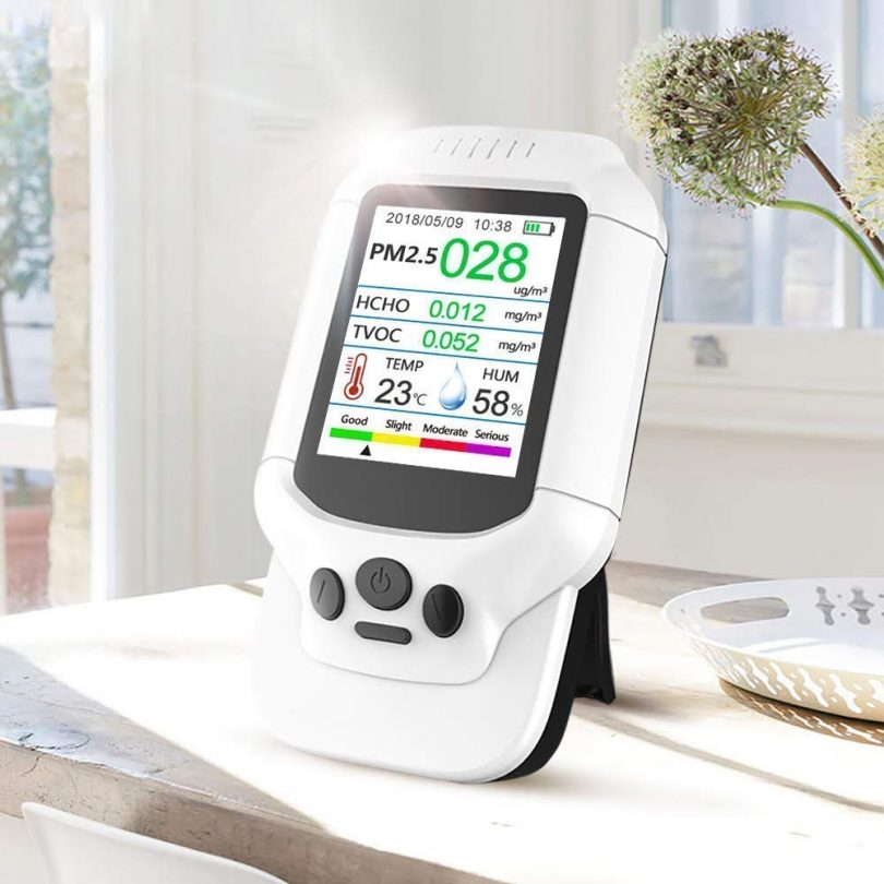 Air Quality Pollution Monitor